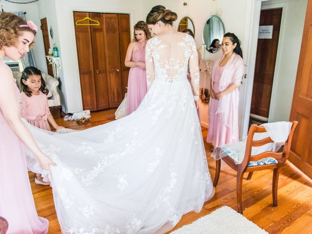 Alexander and Katherine's Wedding in Leesburg, Virginia 14