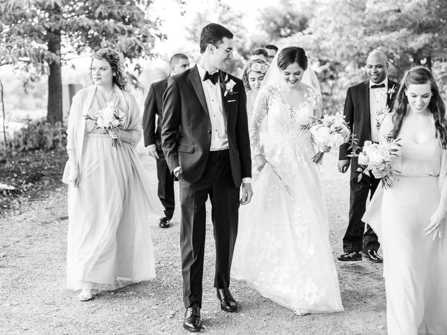 Alexander and Katherine's Wedding in Leesburg, Virginia 42