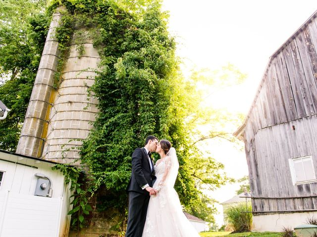 Alexander and Katherine's Wedding in Leesburg, Virginia 47