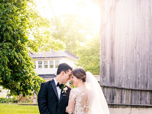 Alexander and Katherine's Wedding in Leesburg, Virginia 53