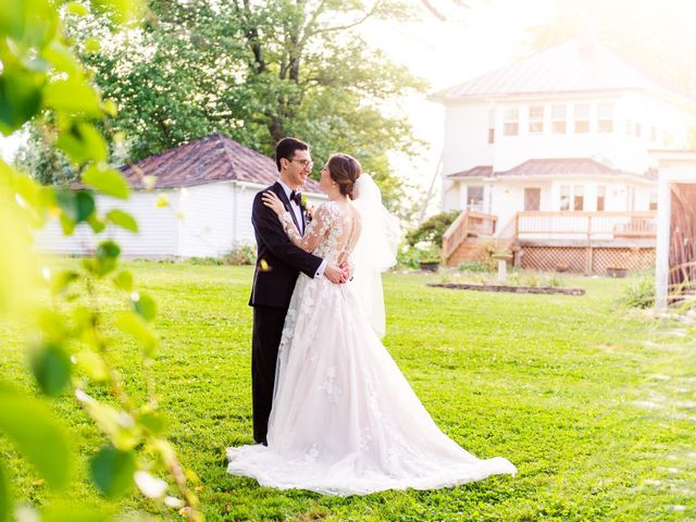 Alexander and Katherine's Wedding in Leesburg, Virginia 55