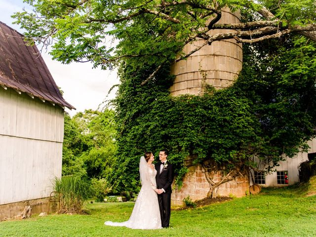Alexander and Katherine's Wedding in Leesburg, Virginia 56