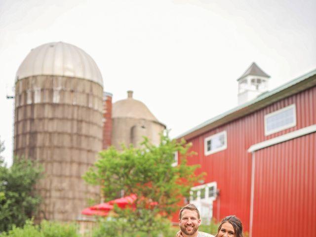 Dustin and Bailey's Wedding in Oconomowoc, Wisconsin 3
