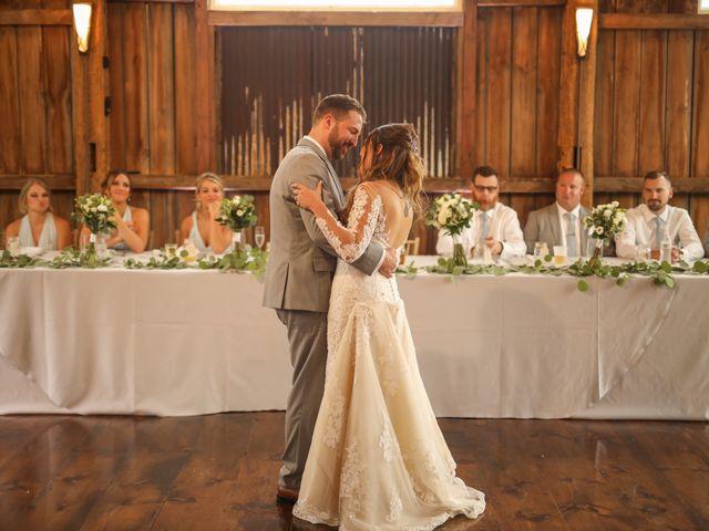 Dustin and Bailey's Wedding in Oconomowoc, Wisconsin 2