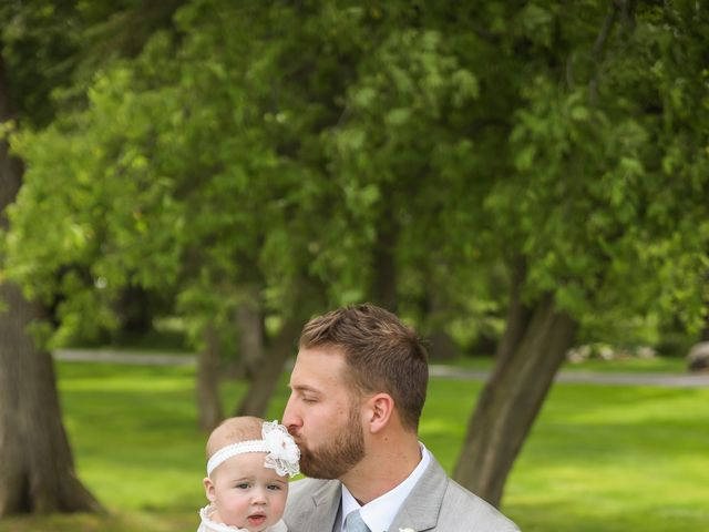 Dustin and Bailey's Wedding in Oconomowoc, Wisconsin 9