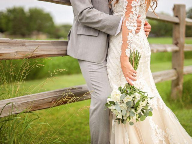 Dustin and Bailey's Wedding in Oconomowoc, Wisconsin 10