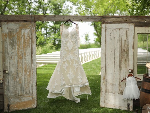 Dustin and Bailey's Wedding in Oconomowoc, Wisconsin 11