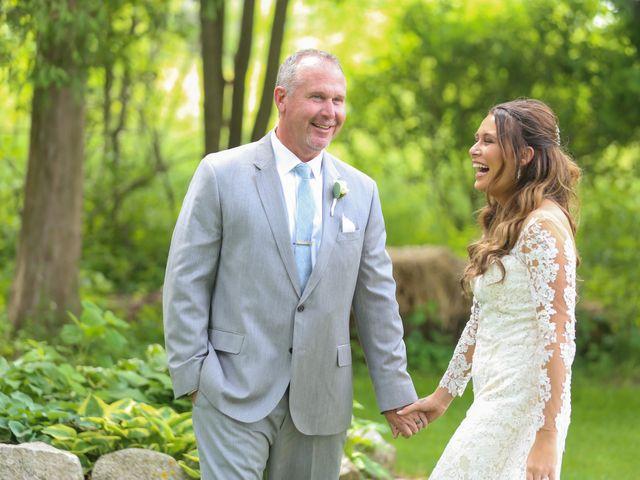 Dustin and Bailey's Wedding in Oconomowoc, Wisconsin 13