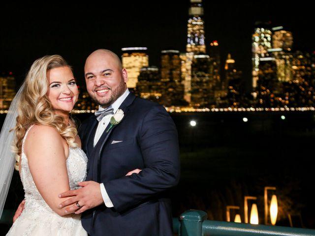 The wedding of Lauren and Ronald