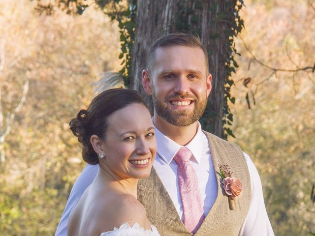 Luke and Elizabeth's Wedding in Greeneville, Tennessee 3