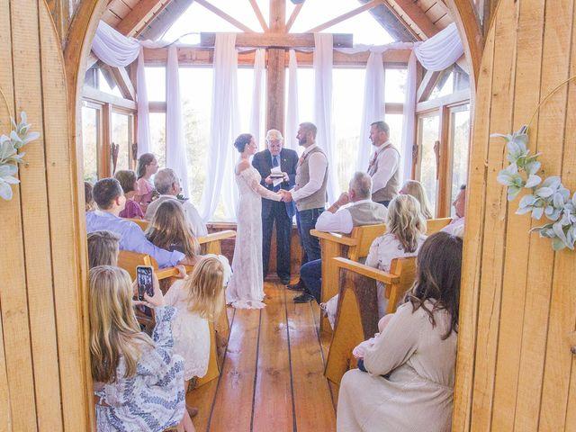Luke and Elizabeth's Wedding in Greeneville, Tennessee 2