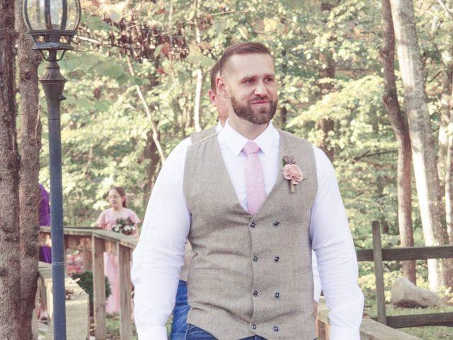 Luke and Elizabeth's Wedding in Greeneville, Tennessee 6