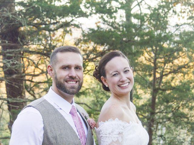 Luke and Elizabeth's Wedding in Greeneville, Tennessee 15