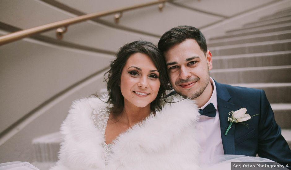 Greg and Julie's Wedding in Detroit, Michigan