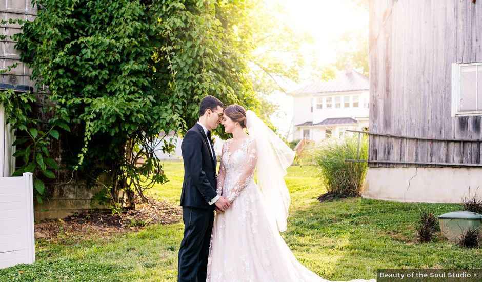 Alexander and Katherine's Wedding in Leesburg, Virginia