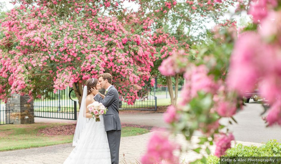 Wilson and Jessica's Wedding in Birmingham, Alabama