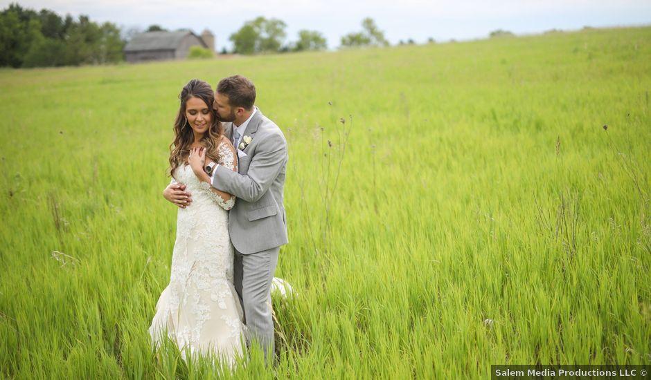 Dustin and Bailey's Wedding in Oconomowoc, Wisconsin