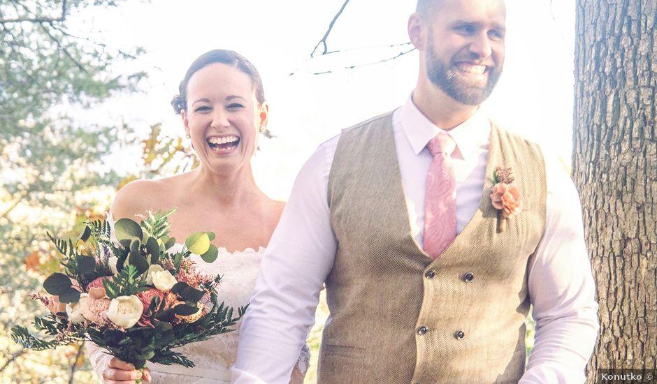 Luke and Elizabeth's Wedding in Greeneville, Tennessee