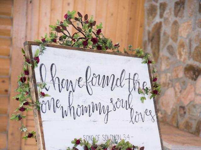 Courtney and Eliott's Wedding in Custer, South Dakota 11