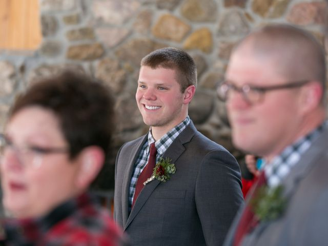 Courtney and Eliott's Wedding in Custer, South Dakota 15