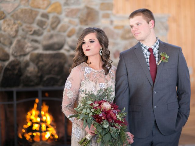 Courtney and Eliott's Wedding in Custer, South Dakota 16