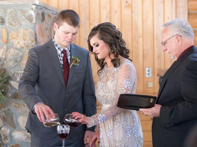Courtney and Eliott's Wedding in Custer, South Dakota 17