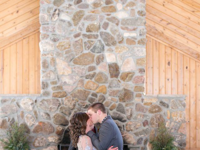 Courtney and Eliott's Wedding in Custer, South Dakota 18