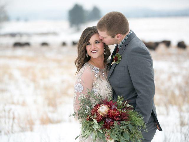 Courtney and Eliott's Wedding in Custer, South Dakota 19