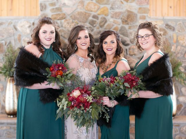 Courtney and Eliott's Wedding in Custer, South Dakota 7