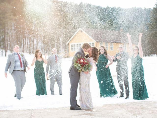 Courtney and Eliott's Wedding in Custer, South Dakota 21