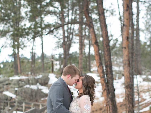 Courtney and Eliott's Wedding in Custer, South Dakota 20