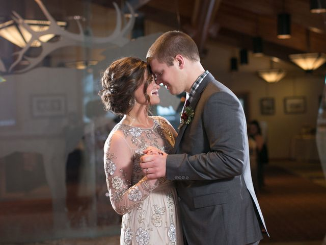 Courtney and Eliott's Wedding in Custer, South Dakota 27