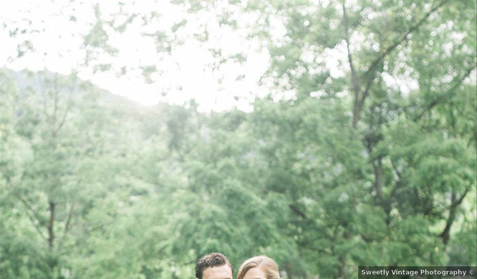 Magan and Harrison's Wedding in Sylva, North Carolina