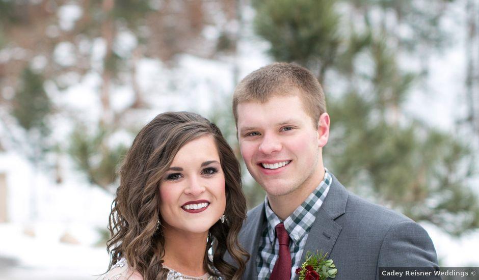 Courtney and Eliott's Wedding in Custer, South Dakota