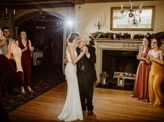 The wedding of Ben and Lillian 1