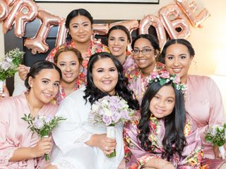 Kevon and Esmeilin's Wedding in Lodi, New Jersey 7