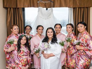 Kevon and Esmeilin's Wedding in Lodi, New Jersey 8