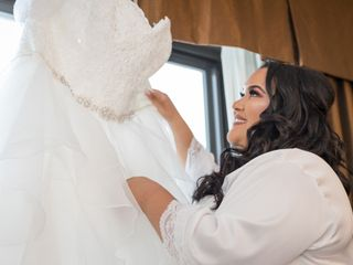 Kevon and Esmeilin's Wedding in Lodi, New Jersey 9
