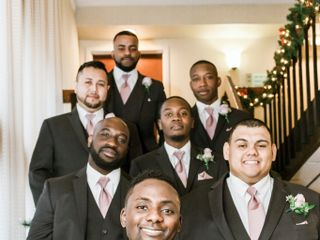 Kevon and Esmeilin's Wedding in Lodi, New Jersey 15