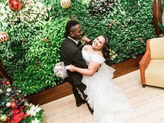Kevon and Esmeilin's Wedding in Lodi, New Jersey 17