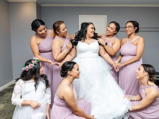 Kevon and Esmeilin's Wedding in Lodi, New Jersey 18