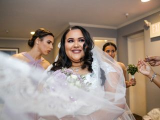 Kevon and Esmeilin's Wedding in Lodi, New Jersey 19