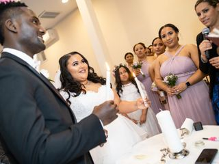 Kevon and Esmeilin's Wedding in Lodi, New Jersey 23