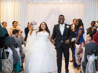 Kevon and Esmeilin's Wedding in Lodi, New Jersey 25