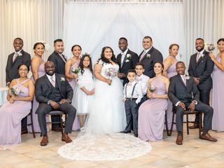 Kevon and Esmeilin's Wedding in Lodi, New Jersey 26