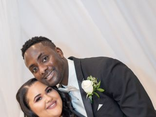 Kevon and Esmeilin's Wedding in Lodi, New Jersey 28