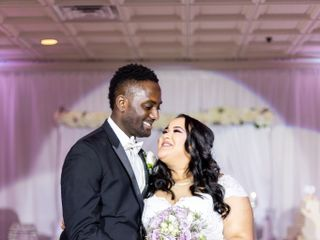 Kevon and Esmeilin's Wedding in Lodi, New Jersey 34