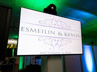 Kevon and Esmeilin's Wedding in Lodi, New Jersey 35