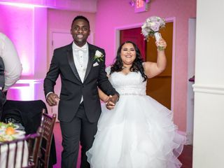 Kevon and Esmeilin's Wedding in Lodi, New Jersey 36