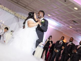 Kevon and Esmeilin's Wedding in Lodi, New Jersey 37